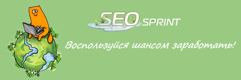Виды заработка на Seo Sprint