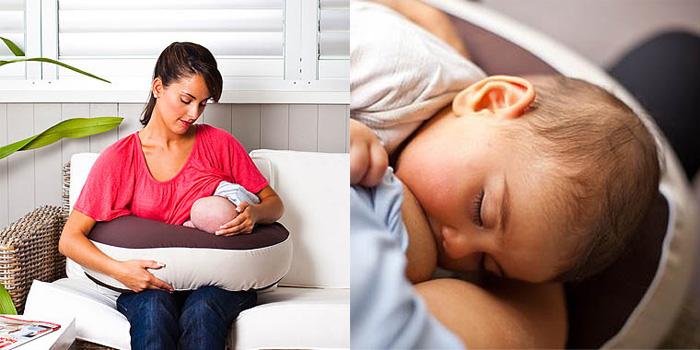 Бизнес на подушках для мам, кормящих грудью