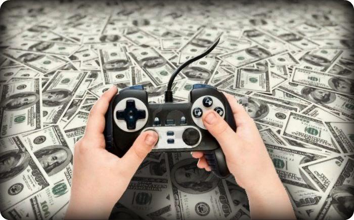 Как заработать сидя дома на онлайн играх?