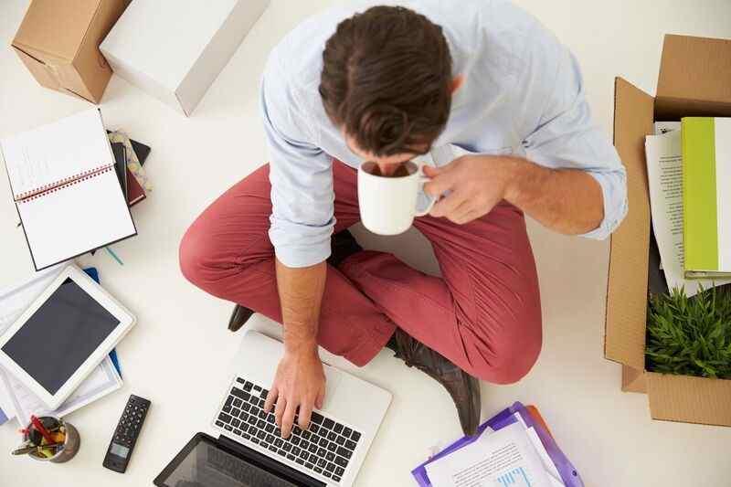 5 Способов заработать деньги, сидя дома