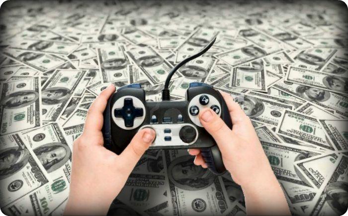 Заработок на играх