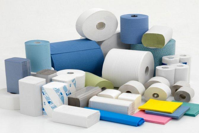 Выгодный бизнес: производство туалетной бумаги