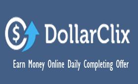 Dollarclix: простой заработок на опросах в иностранном буксе