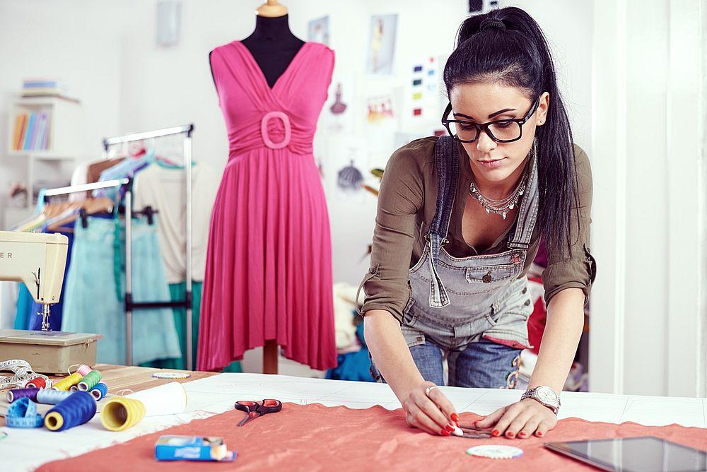 Бизнес на пошиве или ремонте одежды